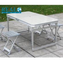 Горячая продажа дешевые открытый портативный складной стол для кемпинга