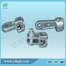 Enchufe de hardware de línea superior Clevis Eye
