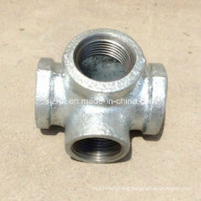 Banded Side Outlet Tee Malleable Iron Pipe Fitting
