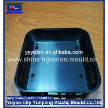 Moldes de inyección de plástico para autopartes / corteza protectora del compartimiento del motor del automóvil