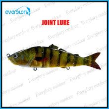Bonne vente et leurre de pêche populaire spécial en plusieurs sections