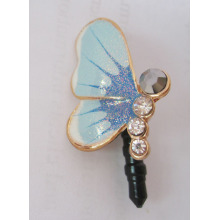 for iPhone5S Butterfly Anti-Dust Pin