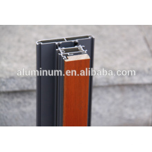 2014 wooden aluminum glass window frame