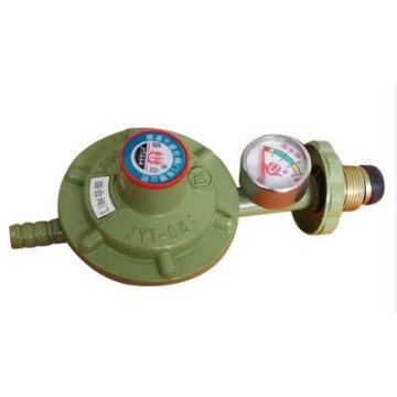 Válvula de Gás e Válvula Redutora de Pressão