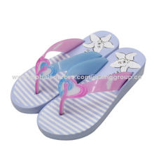 OEM light up flip flops, available in various color, OEM orders are welcome