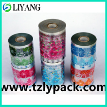 Same Color for Different Flower, Heat Transfer Film for Plastic