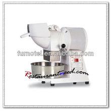 F103 Mostrador de hielo de acero inoxidable con encimera