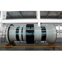 15m Length 20SiMn Alloy Steel Heavy Forging Spindle For Hyd