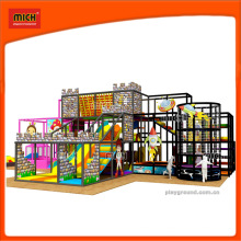 2014 New Indoor Playground for Naughty Castle