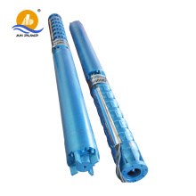 High head large flow deep well submersible pump