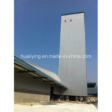 Immeuble de bureaux multi-étages en acier de construction industrielle de Chine