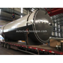 0.6x0.8M Electric Heating Carbon Fiber Autoclave