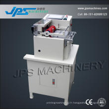 Jps-160 ABS, PE, PC, animal familier, PVC rigide, machine de découpage en plastique