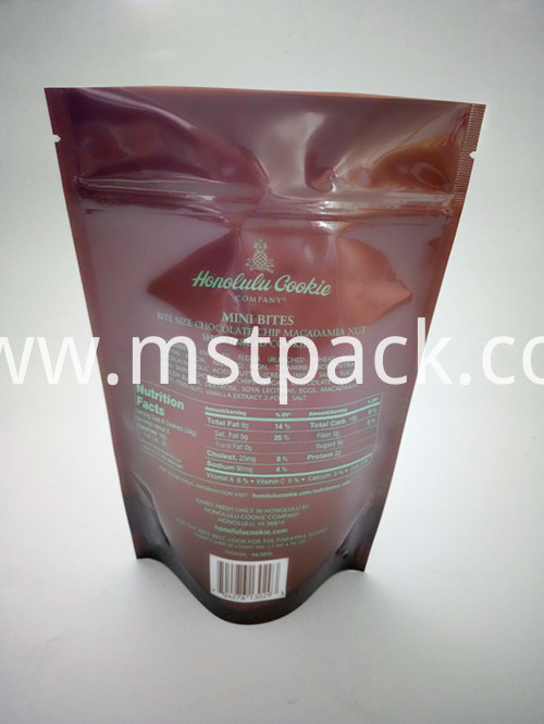 Packaging Bag with Window