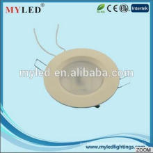 Ultra thin LED Ceiling Light 4 inch 9w CE Approval LED Downlight with IC Driver