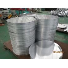 Círculo de aluminio para cocinas