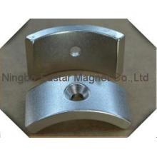 Imán de neodimio de N48sh utilizado para el generador de viento