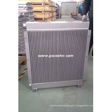 Plate Bar Heat Exchanger for Compressor