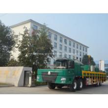Equipo de reacondicionamiento montado en camión de 350HP para tubería