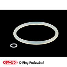 Caucho FDA Siilcone O-Rings para la industria alimentaria
