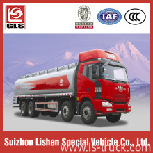 8*4 Capacity 30000L Fuel Trucks For Sale Oil Truck