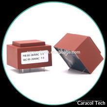 24 вольта,10 ампер низкой частоты трансформатор