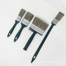 Painting Tools Plastic Handle Paint Brush 4PK