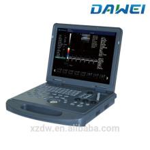 Échographe ultrasonique portatif écho de Doppler de la couleur 2D à vendre