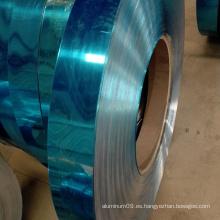 Bobina Slit de Aluminio Liso para Coche