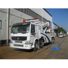 Rotating Wireless Remote Control Wrecker Truck