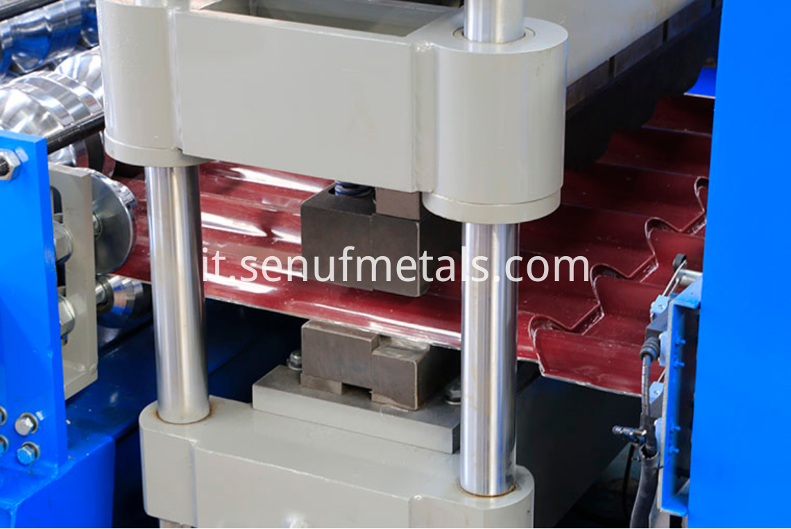 glazed tile forming machine (4)