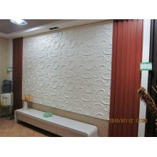 Custom Thermal Insulation 3d Decorative Wall Panel / Building Decoration