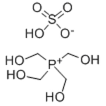 Tetrakis(hydroxymethyl)phosphonium sulfate CAS 55566-30-8