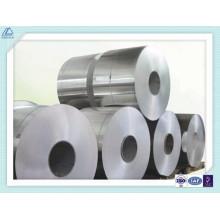 India mercado de aluminio / aluminio tapa de la botella tapa hoja 8011