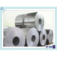 Feuille de capuchon de bouteille de médicament en aluminium et en aluminium de l'Inde 8011