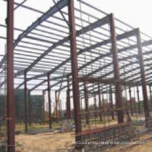 Industry Large Span Frame Steel Warehouse