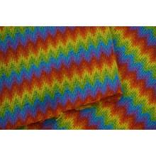 Knit Sweater Fabric für gestrickte Baby Throw Blanket Garment Shoes
