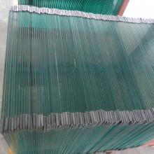 Large Size Customized Shapes Colored Toughened Glass