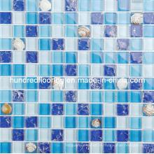 Кристаллическая мозаика / Стеклянная мозаика (HGM214)