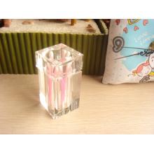 Стеклянный держатель зубочистки для продвижения домашнего подарки