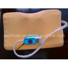 Advanced Massager Pillow with MP3 Music Function, Music Head Massager Pillow with Infrared Heating on Neck (W-915)