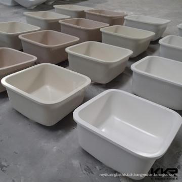 KKR pierre artificielle surface solide sous évier évier de cuisine