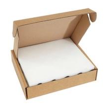 Caja de cartón corrugado con inserción de espuma