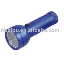 Aluminiumlegierung 51 Led Taschenlampe AA Batterie