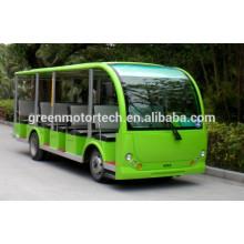 Elektrischer Besichtigungsbushersteller mit 14 Sitzen von China