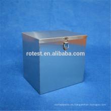 Caja de esterilización de acero inoxidable personalizada