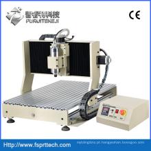 Máquina CNC de alta precisão para fabricação de artesanato Mini Máquina roteadora CNC