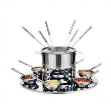 service à fondue robuste