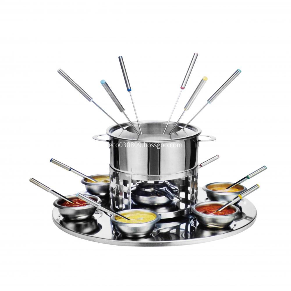 Home Fondue Set