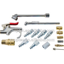 Pneumatic Accessories quick coupler Set